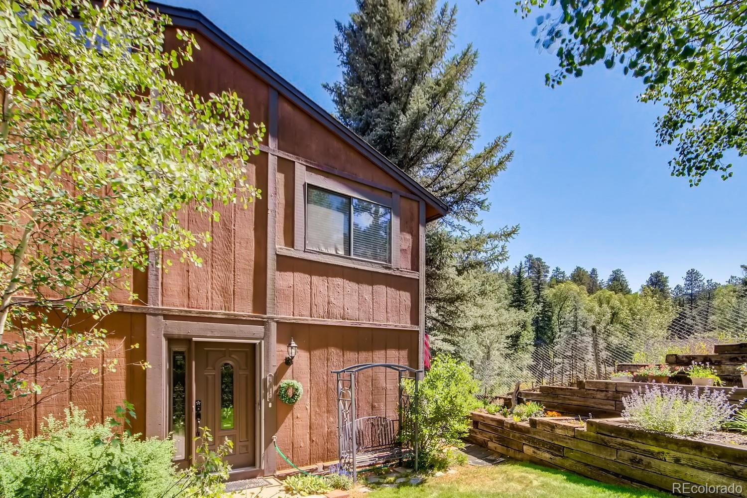 4914 Silver Spruce Lane, Evergreen, CO 80439 - #: 2544591
