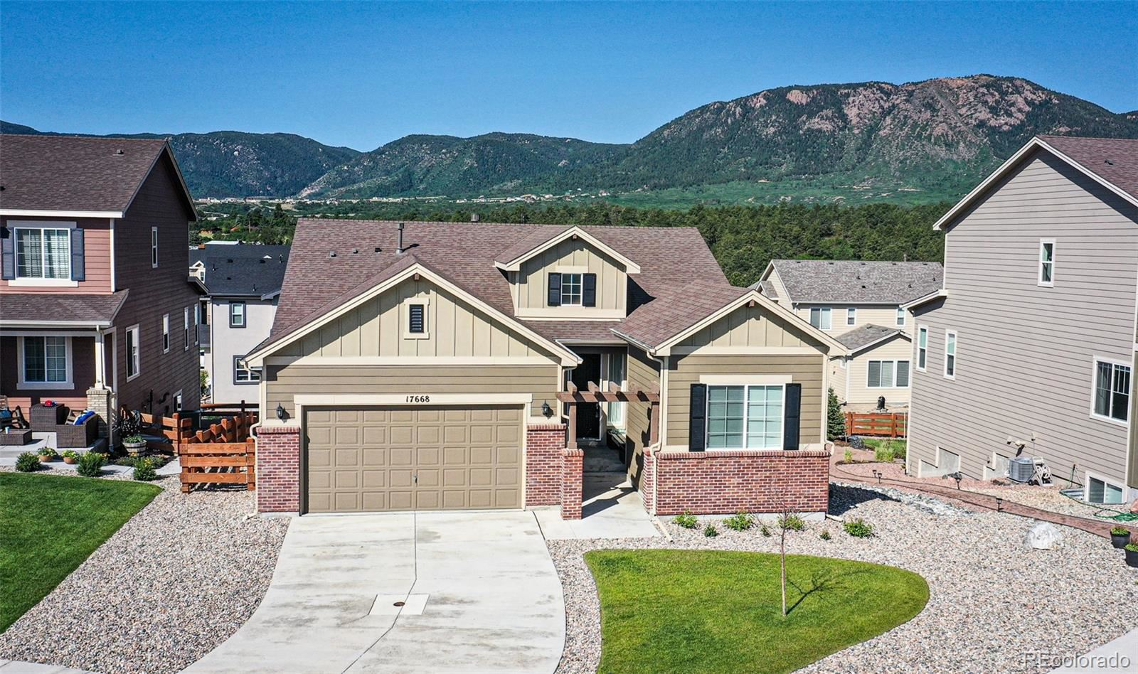 17668  Lake Overlook Court, Monument, CO 80132 - #: 6412591