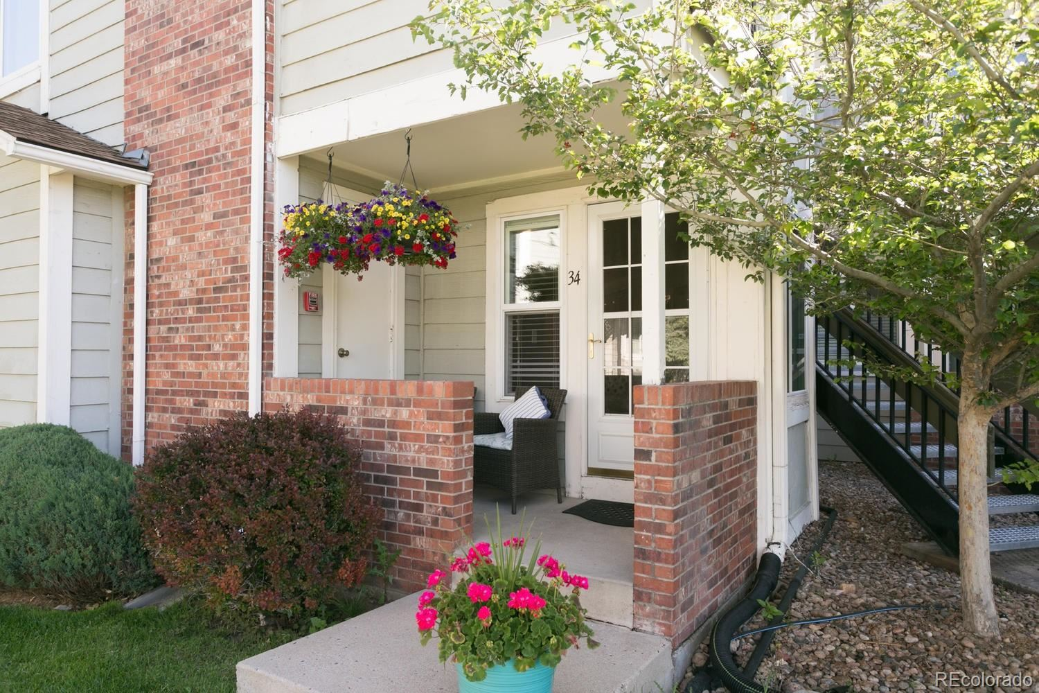 5580 W 80th Place  34 #34, Arvada, CO 80003 - #: 4957592
