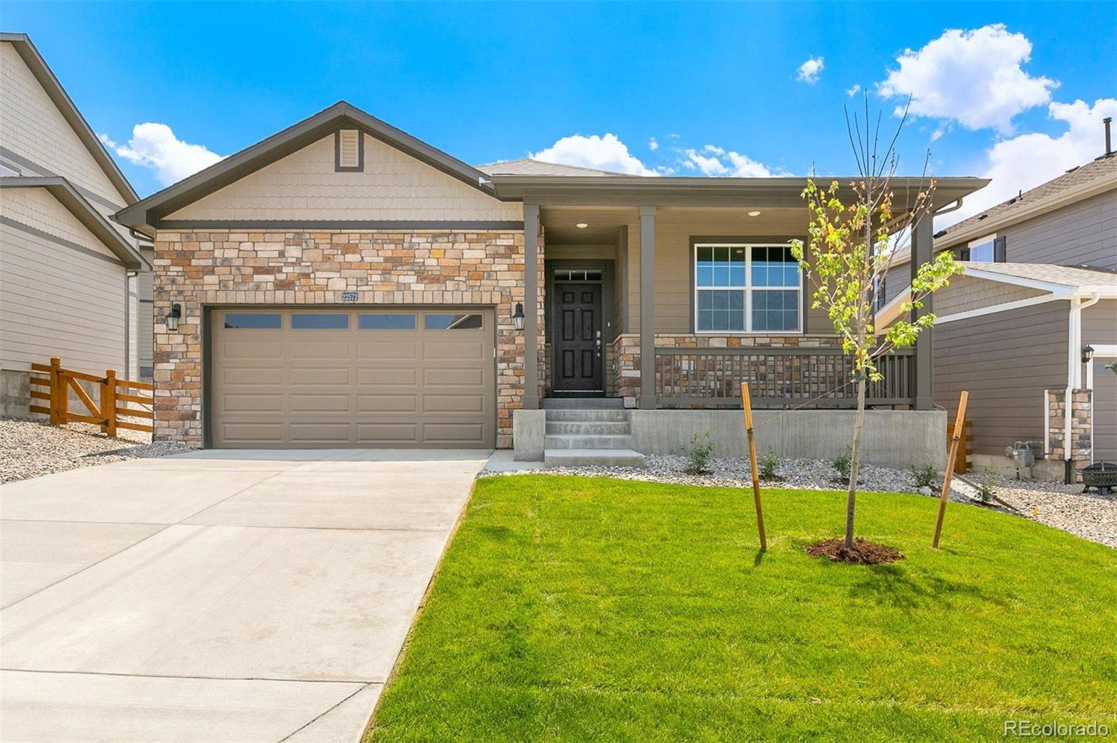 22572 E Radcliff Drive, Aurora, CO 80015 - #: 6173592