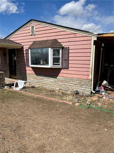 Photo of 2817 W Ellsworth Avenue, Denver, CO 80219 (MLS # 3094593)
