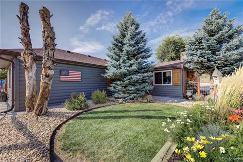 Photo of 8977 Spruce Mountain Road, Larkspur, CO 80118 (MLS # 6808595)