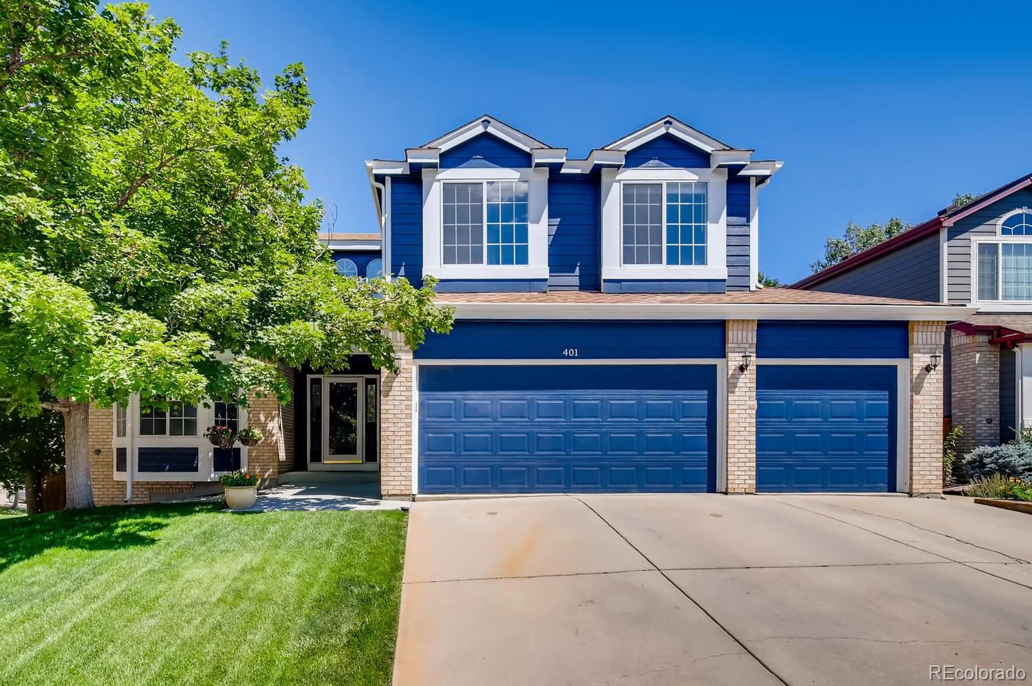 401 Bexley Court, Highlands Ranch, CO 80126 - #: 1944595