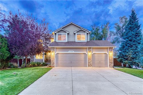 Photo of 17036 Park Trail Drive, Monument, CO 80132 (MLS # 5702596)