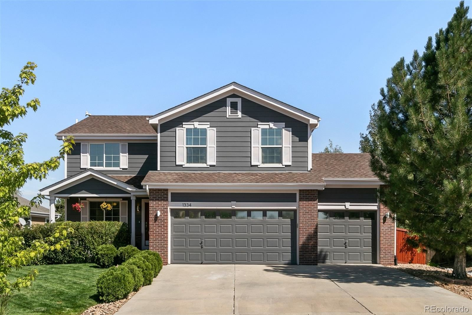 1334 Hickory Drive, Erie, CO 80516 - #: 3712597