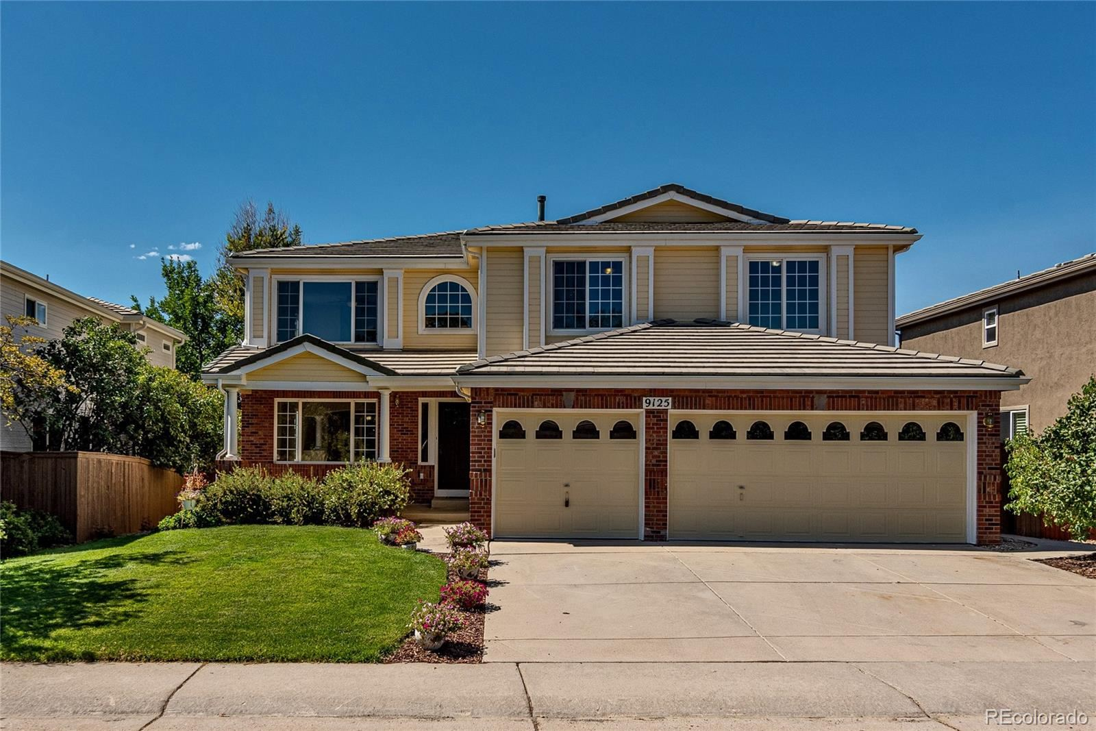 9125 Ironwood Way, Highlands Ranch, CO 80129 - #: 6016597