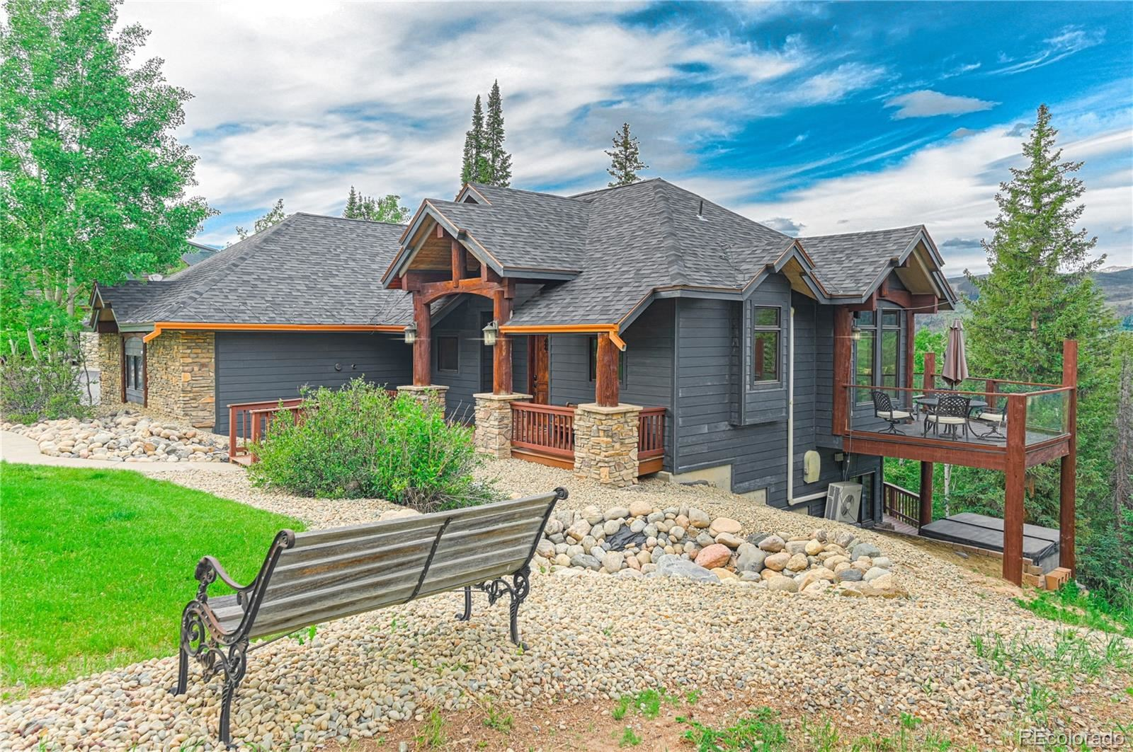 1361 Grand County Road 8, Fraser, CO 80442 - #: 6476597