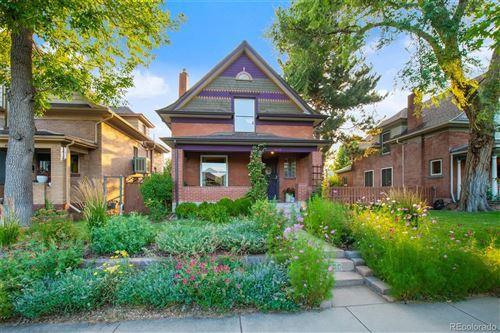 Photo of 4039 Vallejo Street, Denver, CO 80211 (MLS # 8775598)