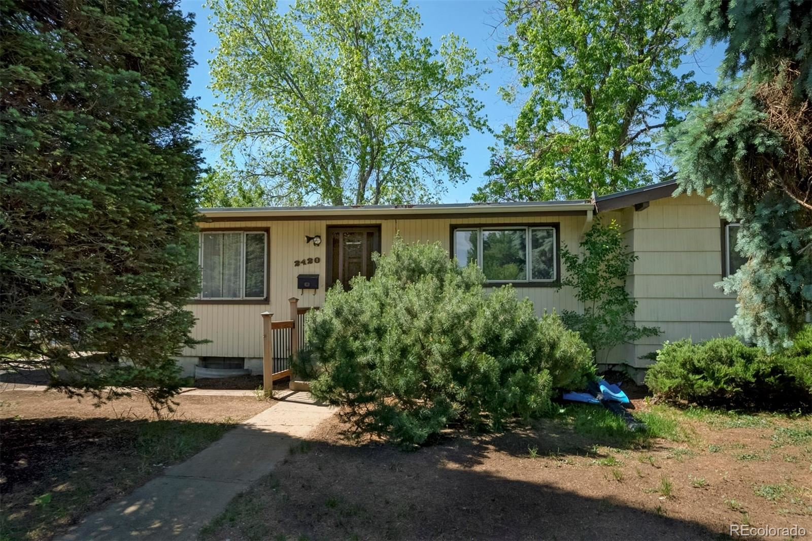 2420  Valley View Drive, Denver, CO 80221 - #: 8889598