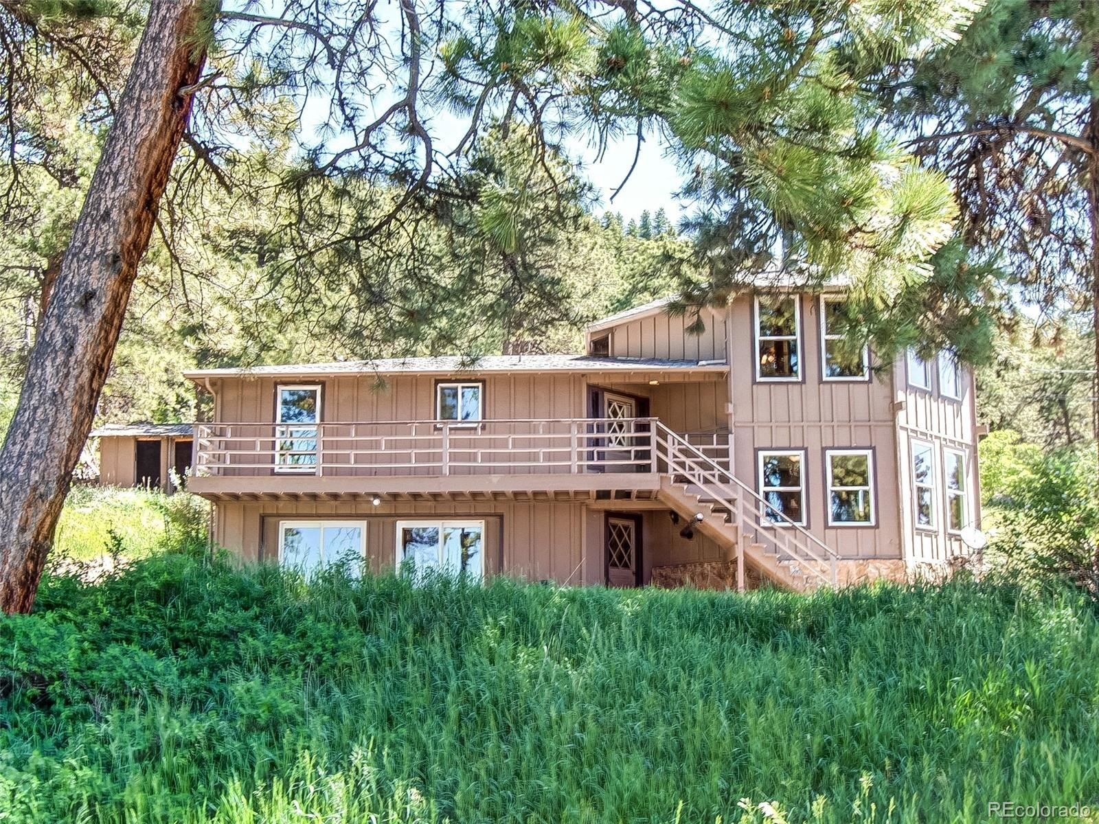 6372 S Valley Drive, Morrison, CO 80465 - #: 5940599