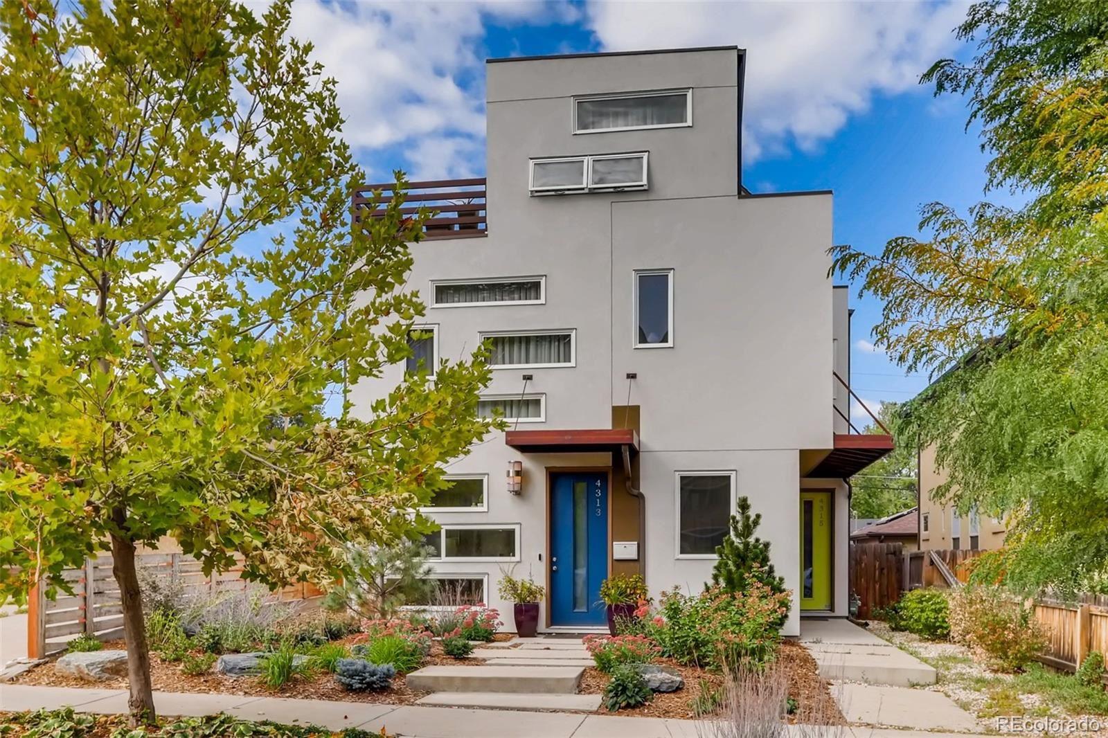 Photo of 4313 Vrain Street, Denver, CO 80212 (MLS # 1932600)