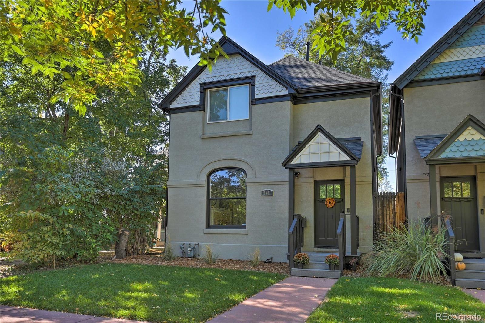 Photo of 2081 N Ogden Street, Denver, CO 80205 (MLS # 2458602)