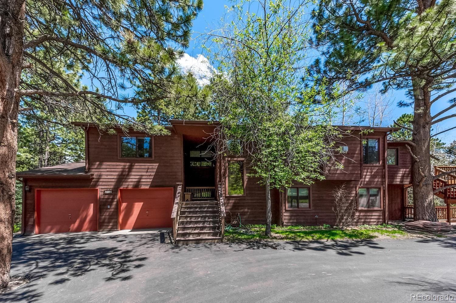 5000  Elizabeth Lane, Evergreen, CO 80439 - #: 2951603