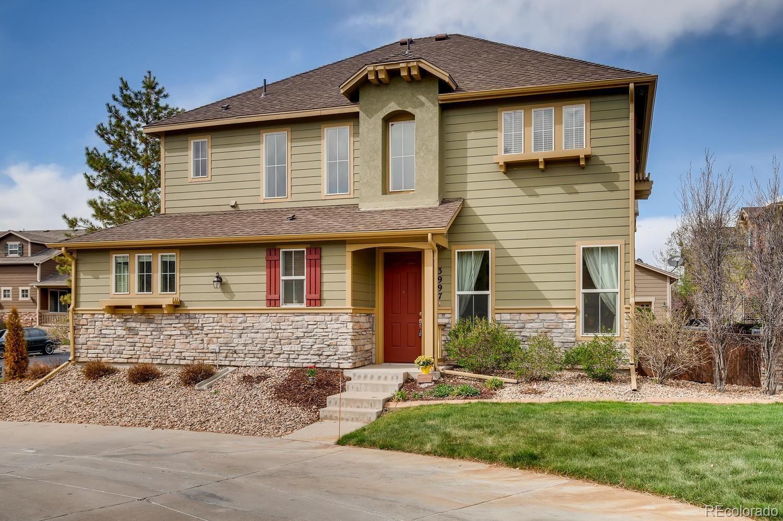 3997  Blue Pine Circle, Highlands Ranch, CO 80126 - #: 4481603