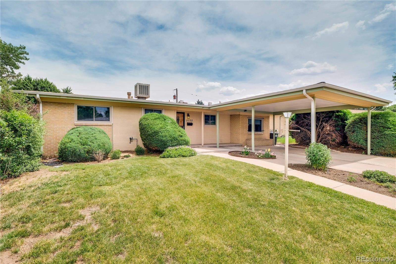 2722 S Meade Street, Denver, CO 80236 - #: 7607603