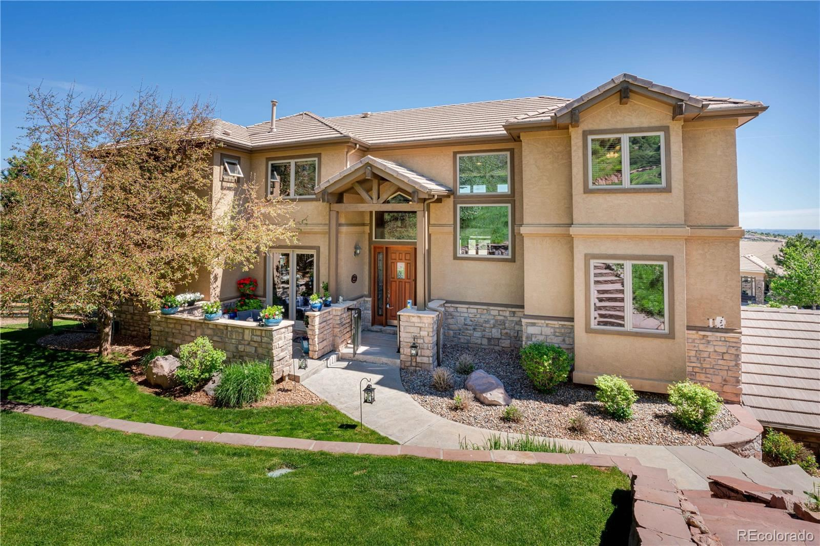 16434  Willow Wood Court, Morrison, CO 80465 - #: 8397603