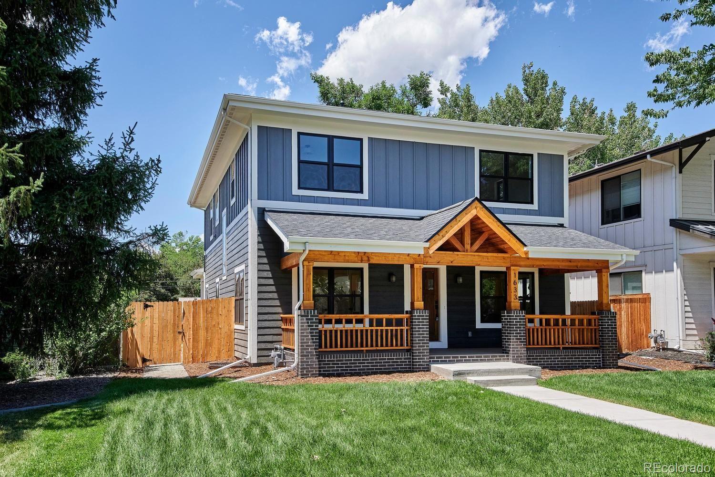1633 S Monroe Street, Denver, CO 80210 - #: 2290604