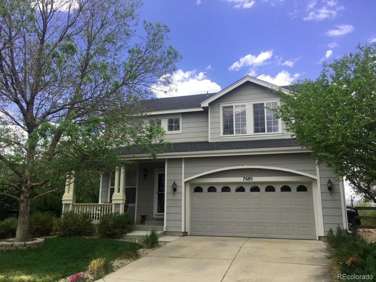 7685  Eagle Perch Court, Littleton, CO 80125 - #: 6846604