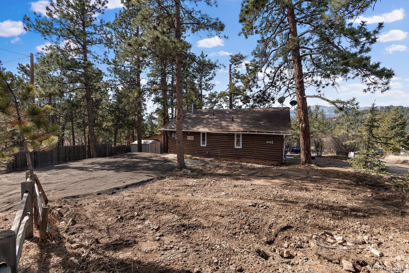 6745  Marshmerry Lane, Evergreen, CO 80439 - #: 8702604