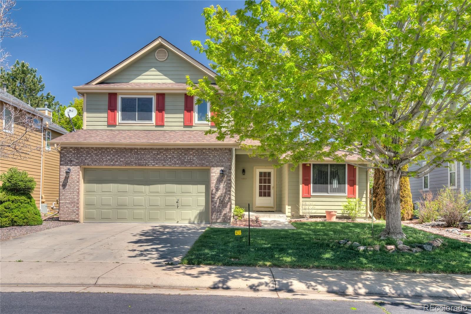 11883 W 84th Place, Arvada, CO 80005 - #: 6709605