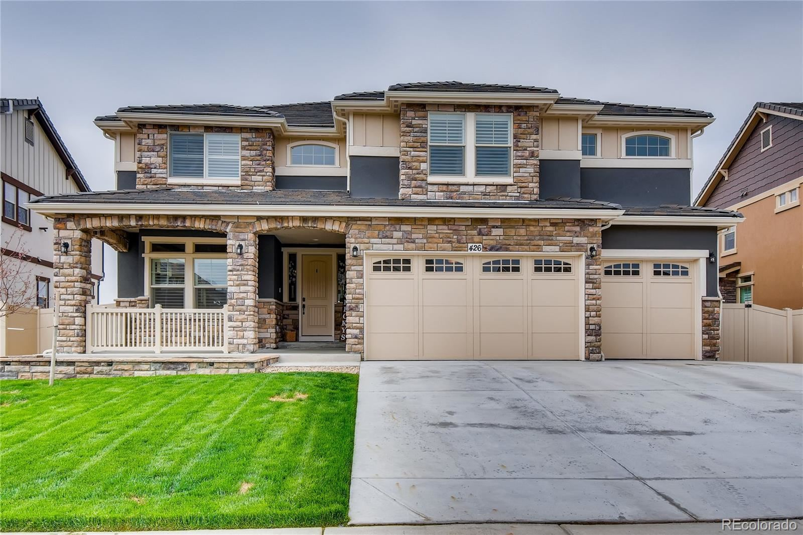426 Painted Horse Way, Erie, CO 80516 - #: 9398605