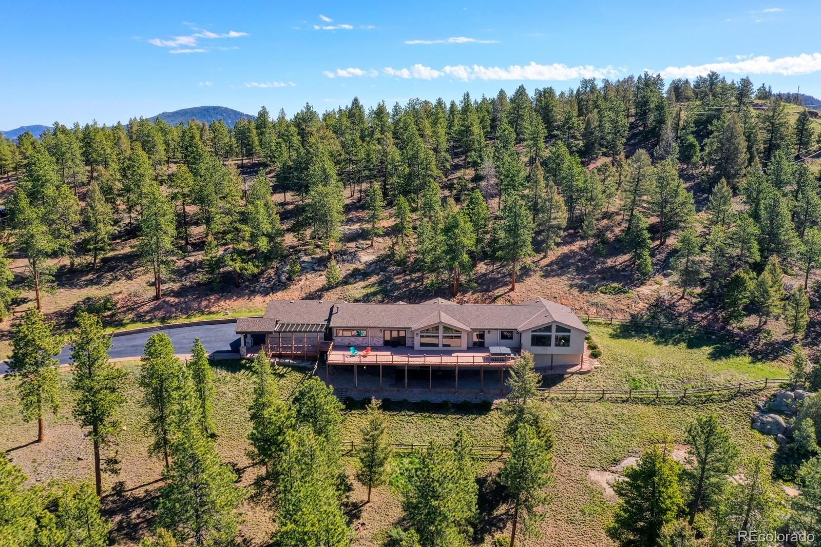 11332 Belle Meade Drive, Conifer, CO 80433 - #: 5381608