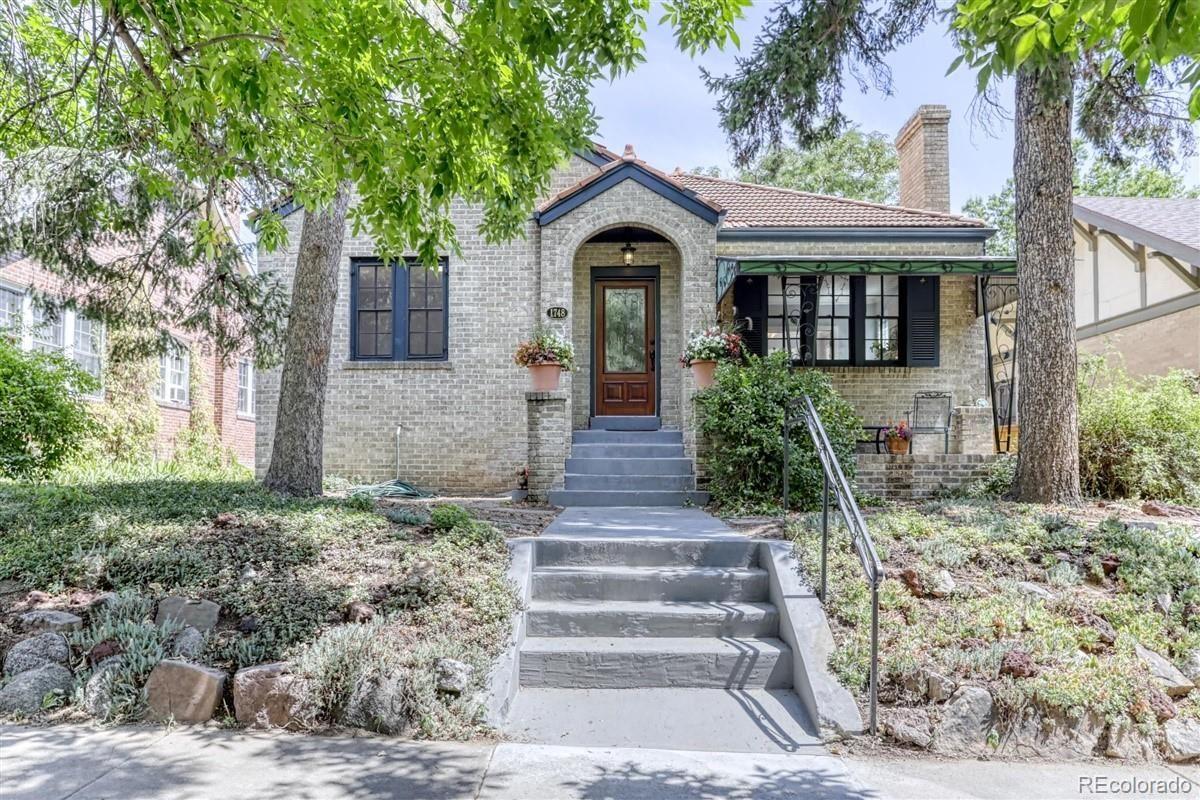 1748 Albion Street, Denver, CO 80220 - MLS#: 8763608