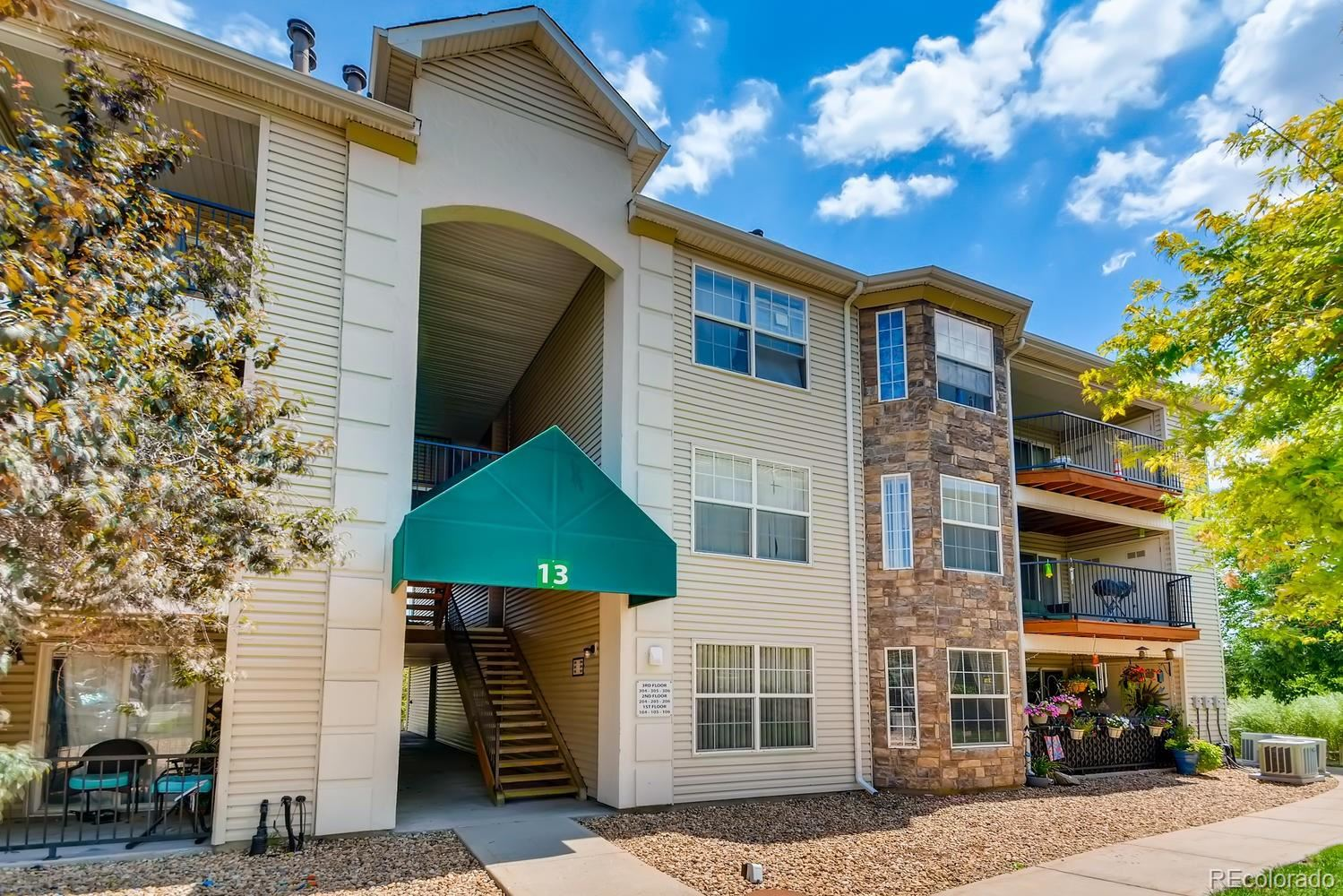 12118 W Dorado Place #206, Littleton, CO 80127 - #: 2989609