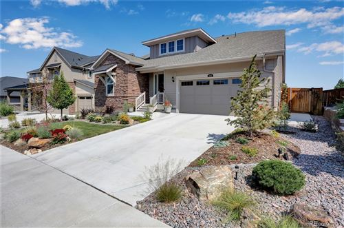 Photo of 6910 Hyland Hills Street, Castle Pines, CO 80108 (MLS # 4852610)