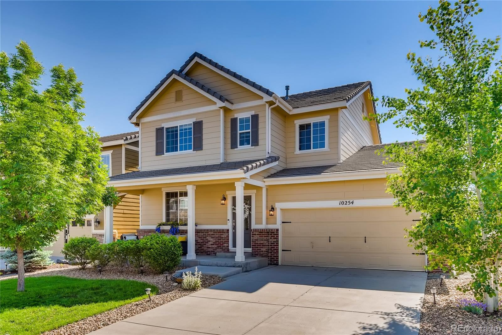10254  Greenfield Circle, Parker, CO 80134 - #: 1888610