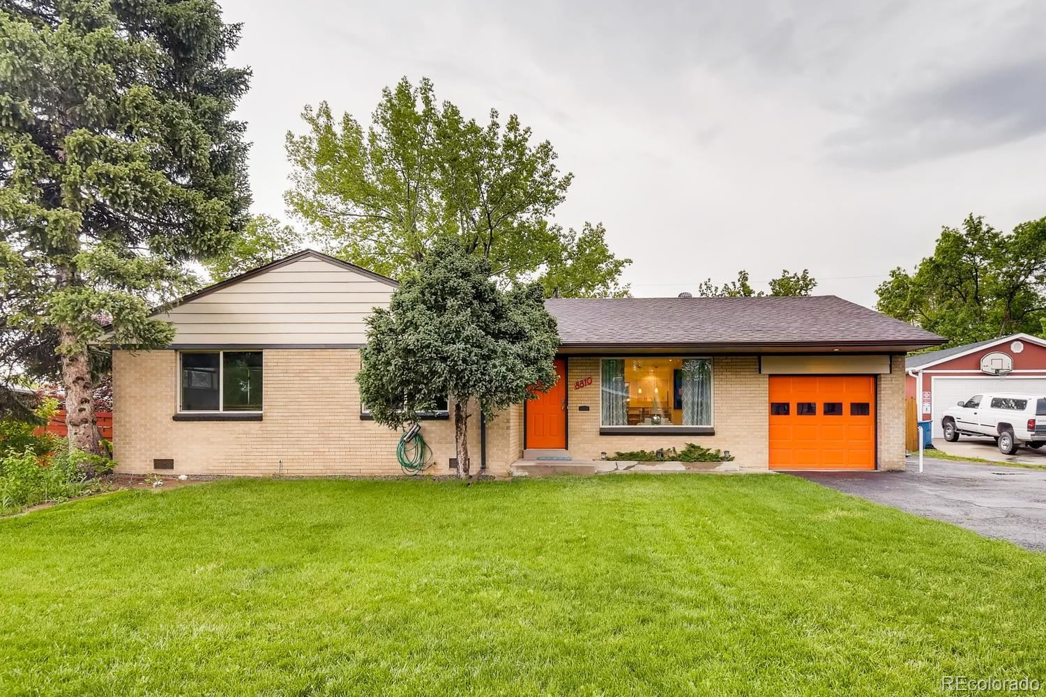 8810 W 4th Place, Lakewood, CO 80226 - #: 4221616