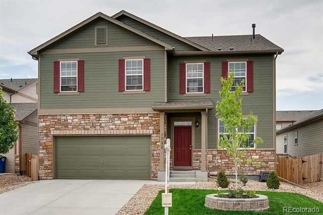 1732 Homestead Drive, Fort Lupton, CO 80621 - #: 4299616