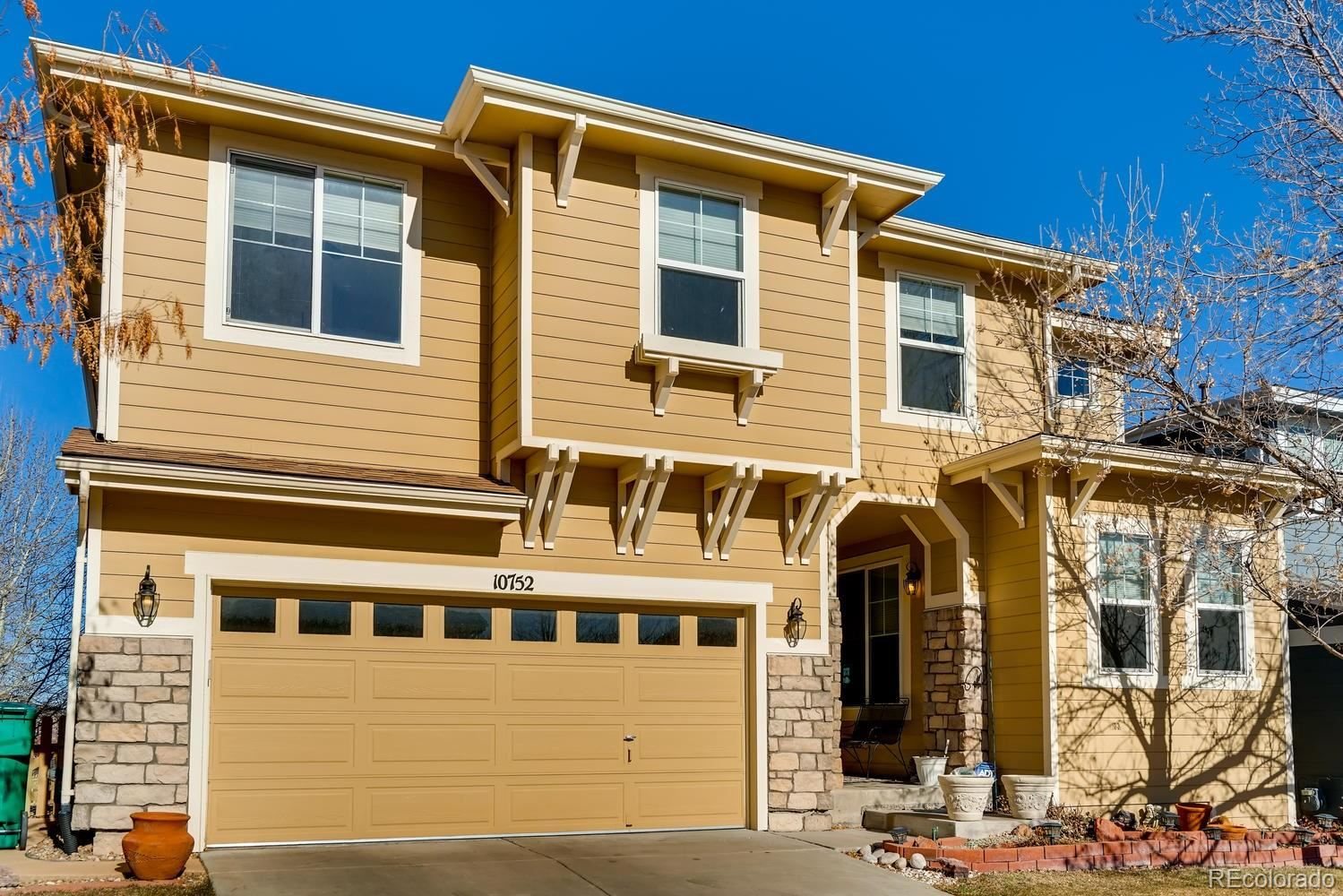 10752  Southhaven Circle, Highlands Ranch, CO 80126 - #: 7546617
