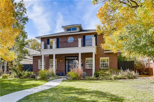 Photo of 2135 S Monroe Street, Denver, CO 80210 (MLS # 2596618)
