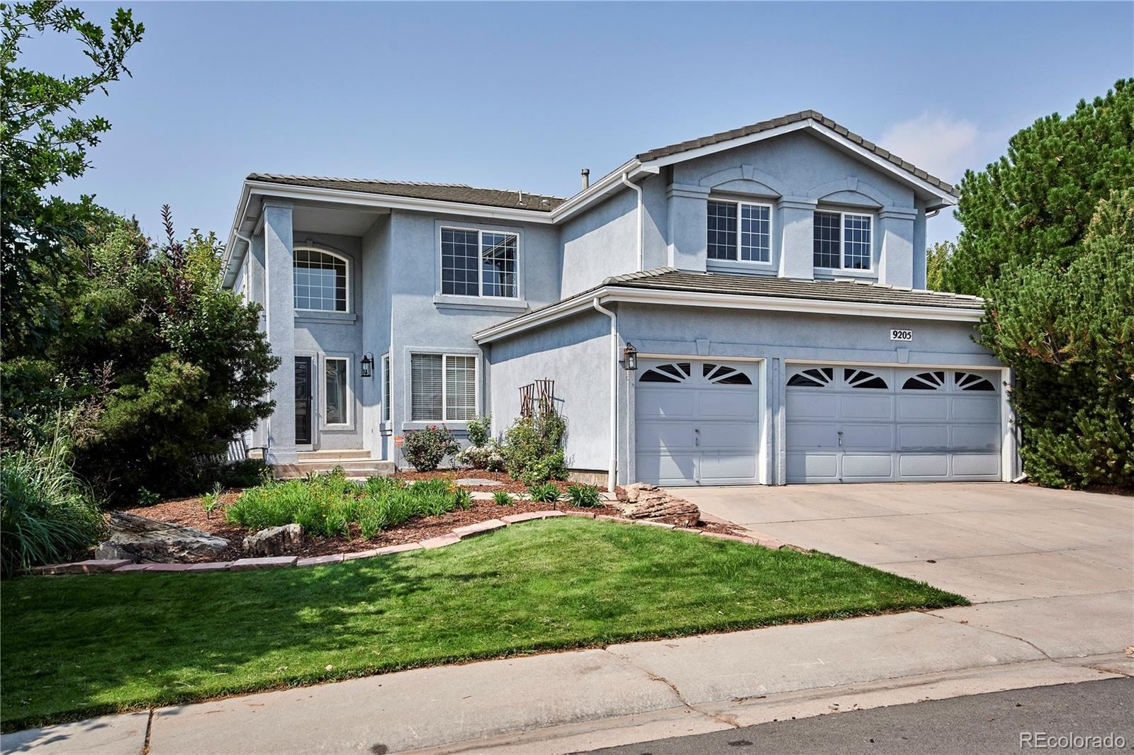 9205 Ironwood Way, Highlands Ranch, CO 80129 - #: 6295619