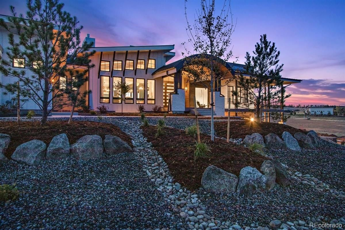 Photo of 2960 Red Kit Road, Franktown, CO 80116 (MLS # 3258620)