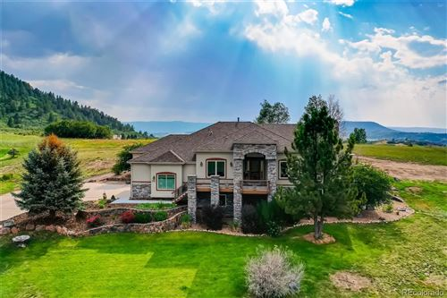 Photo of 4581 High Spring Road, Castle Rock, CO 80104 (MLS # 8015621)