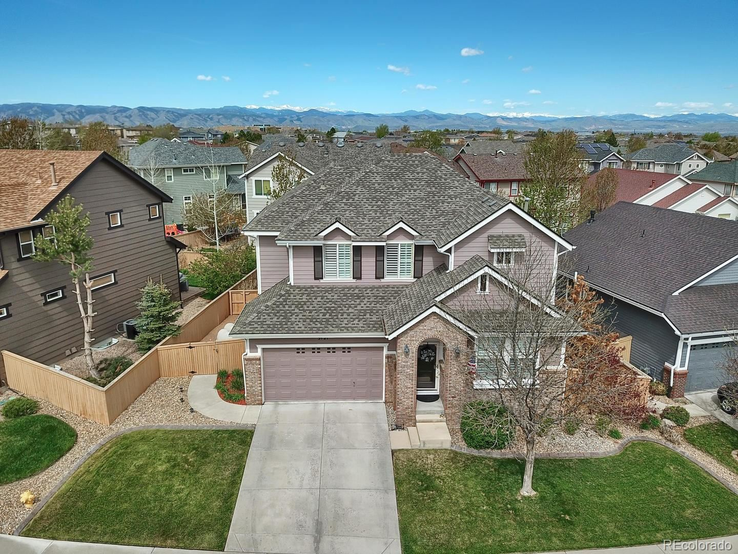 3121  Redhaven Way, Highlands Ranch, CO 80126 - #: 1895621