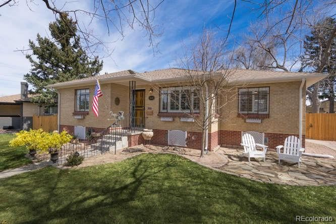 4610 S Galapago Street, Englewood, CO 80110 - #: 5697621