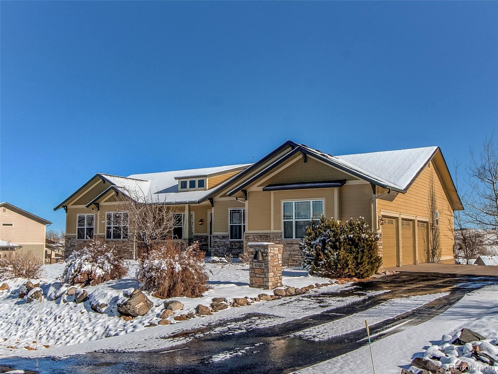 4560  Pleasant Valley Circle, Elizabeth, CO 80107 - #: 6473621