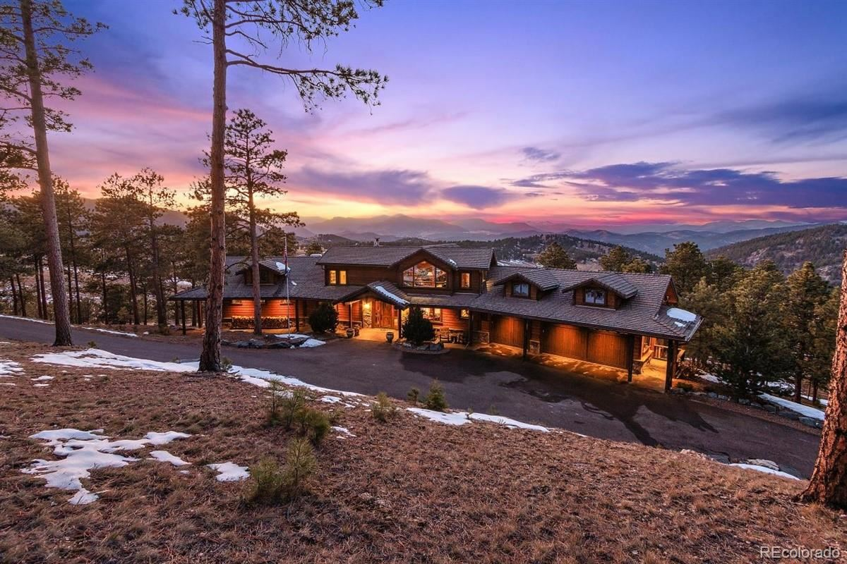 4175  Game Trail, Indian Hills, CO 80454 - #: 2836623