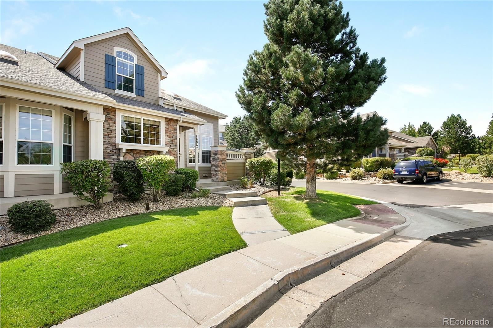 16967 W 63rd Drive, Arvada, CO 80403 - #: 3159623
