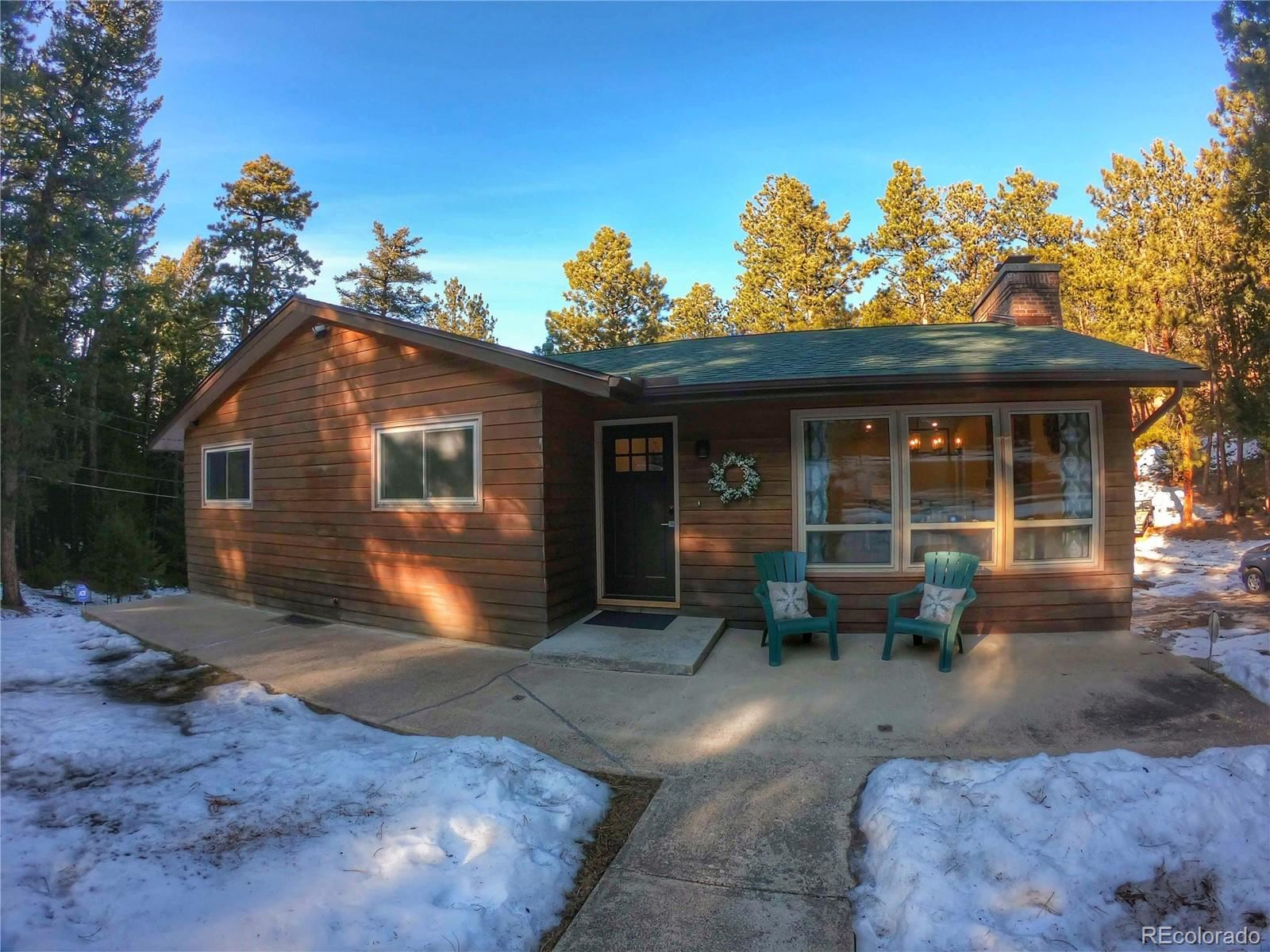 30345  Lone Spruce Road, Evergreen, CO 80439 - #: 4753624