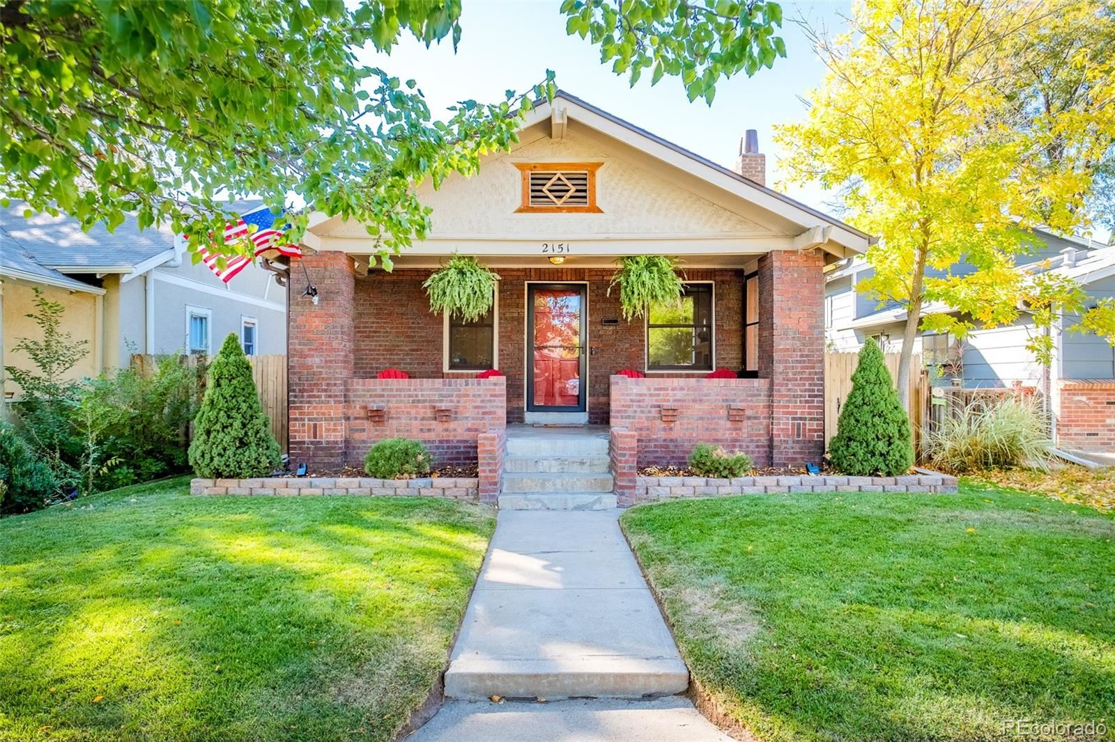 Photo of 2151 S Humboldt Street, Denver, CO 80210 (MLS # 9181625)