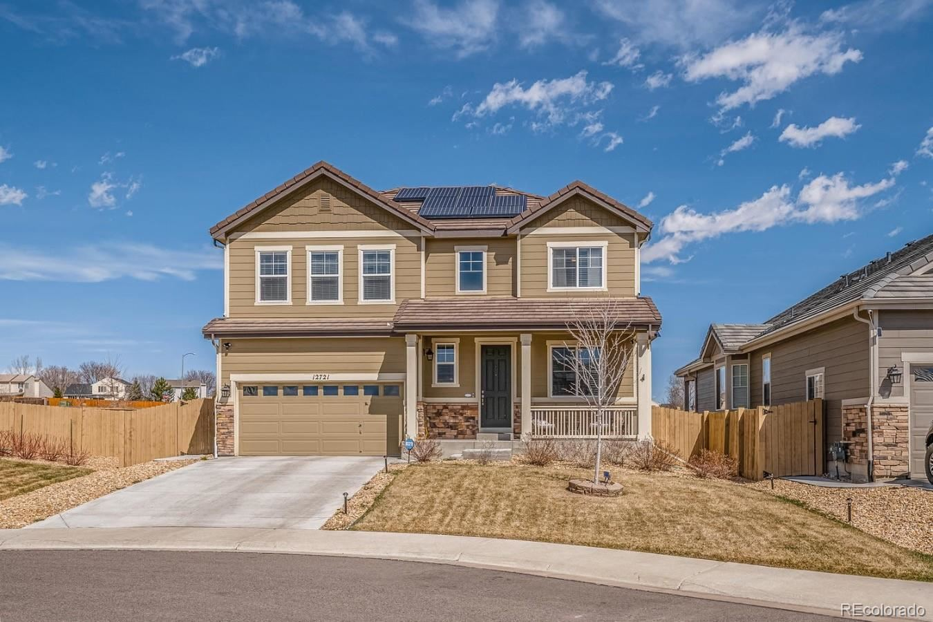 12721  Glencoe Street, Thornton, CO 80241 - #: 5176626