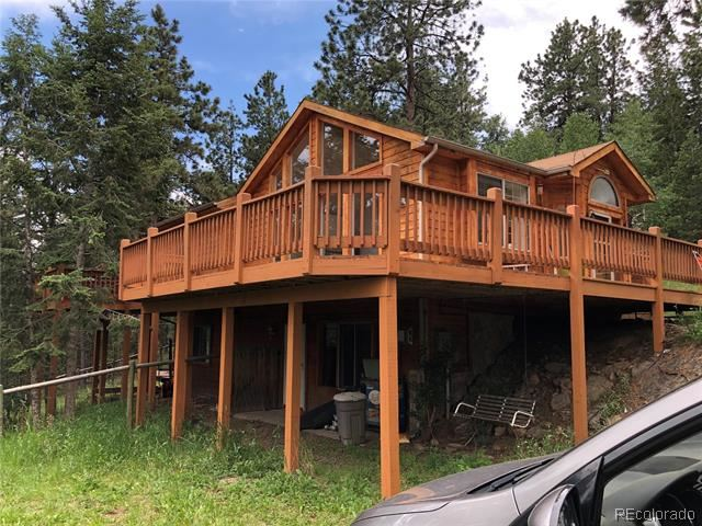 124 South Laura Avenue, Pine, CO 80470 - #: 2705627