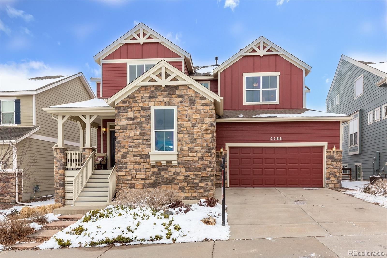 2988  Dragonfly Court, Castle Rock, CO 80109 - #: 5803628