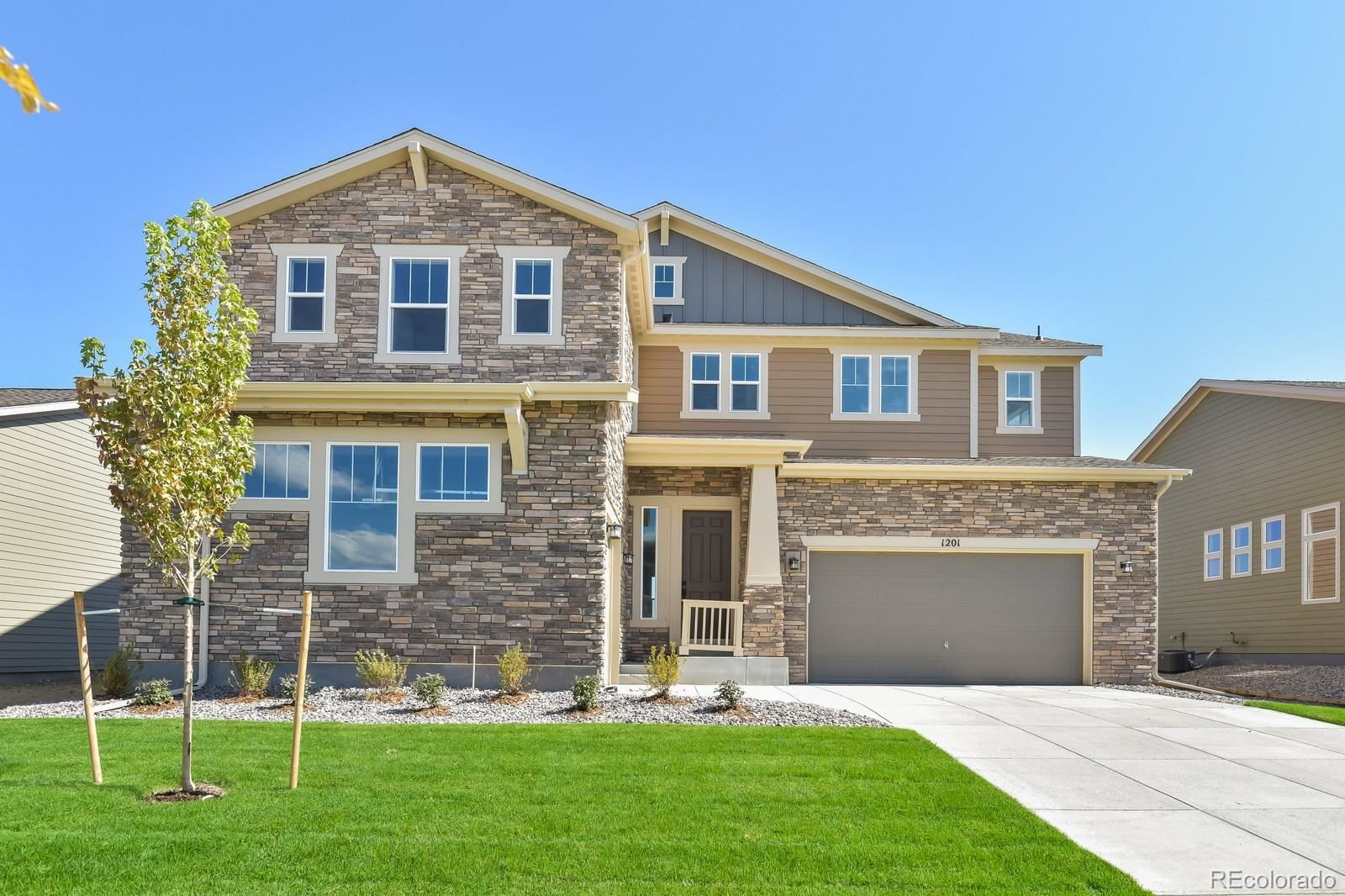 1201  Homestead Road, Erie, CO 80516 - #: 7455628