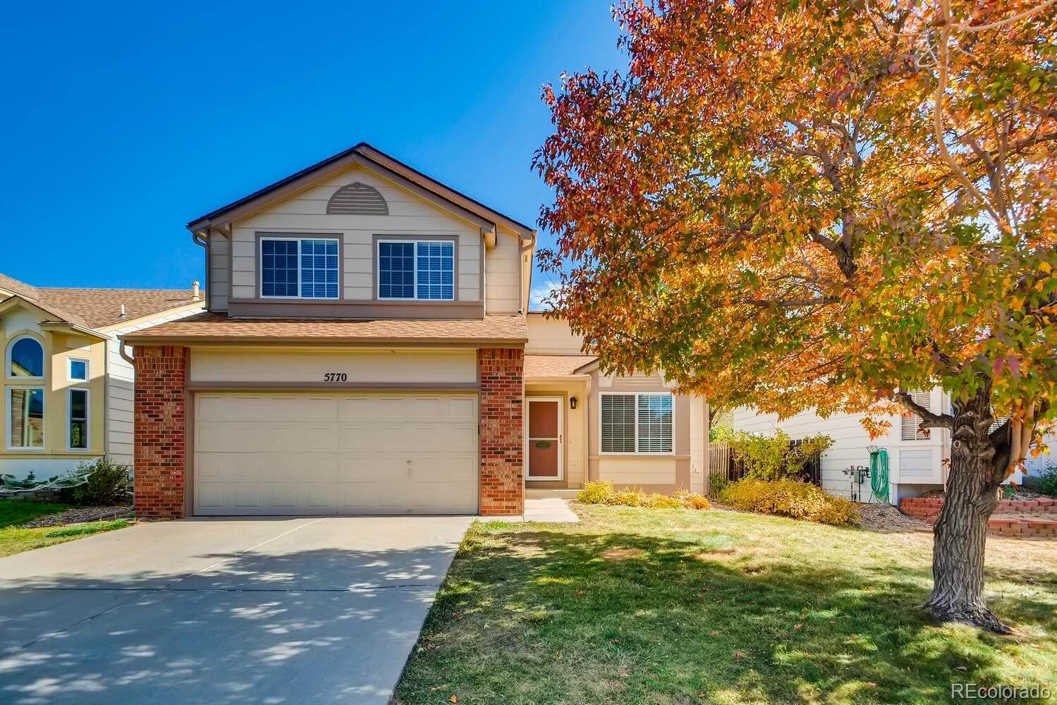 5770 S Youngfield Street, Littleton, CO 80127 - #: 8287628