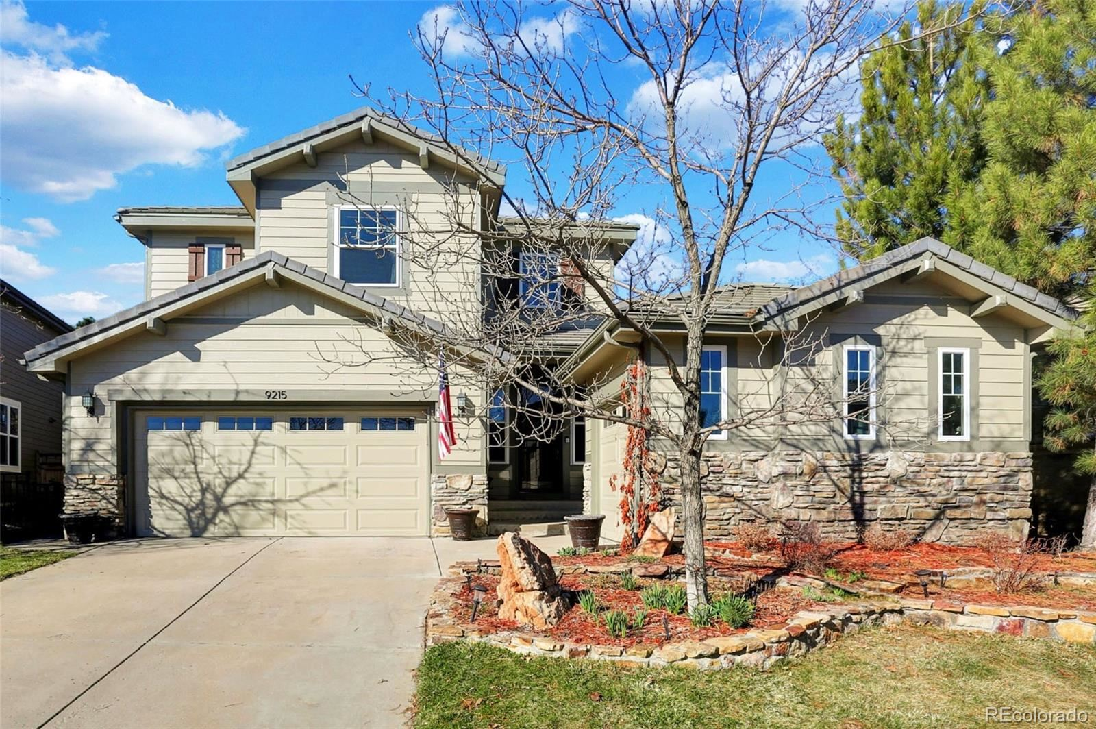 9215  Aspen Creek Point, Highlands Ranch, CO 80129 - #: 5553629